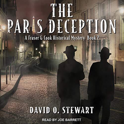 The Paris Deception  By  cover art