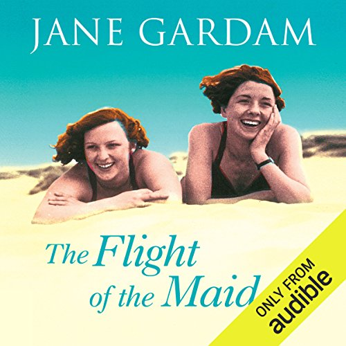 The Flight of the Maidens audiobook cover art