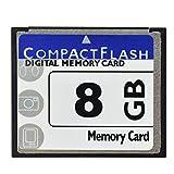 Taurusb Ultra Compact Flash, Reale Kapazität 133X CF-Karte Compact Flash 16GB 8GB Compactflash-Speicherkarte Für FANUC Industrial Control CNC,8gb