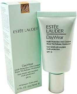 Estee Lauder Daywear Multi Protection Anti Oxidant Sheer Tint Release Moisturizer for Women, 1.7 Fluid Ounce