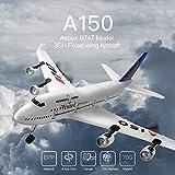 Tanktoyd Télécommande Haute Simulation Airbus Boeing-747 Modèle Avion 2.4G 3ch PPE Anti-Crash Avion Ourdoor Parc Avion RC surdimensionnée Avions de Combat Jouets