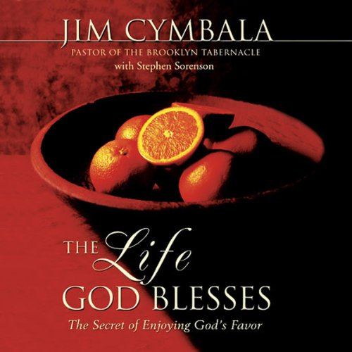The Life God Blesses audiobook cover art