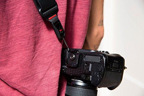 Peak Design Black Slide Camera Strap SL-BK-3 (Black)