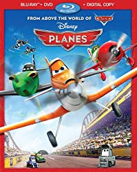 PLANES: FIRE & RESCUE on DVD and Blu-Ray 11/4