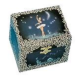 Spieluhrenwelt Kinder-Schmuckdose Ballerina Spielt die Melodie Ballerina 22004