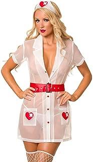 Naughty Nurse Heartstopper Sexy Adult Costume #3262