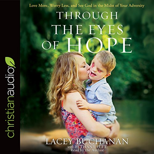 Through the Eyes of Hope audiobook cover art
