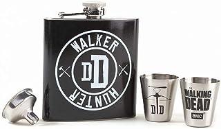"""■ウォーキングデッド■The Walking Dead [TV] ■""""Walker Hunter DD"""" ダリル ディクソン フラスク ギフトセット ■""""Walker Hunter DD"""" Hip Flask Gift Set ●AMCスタジオ正規品 ●Officially-licensed AMC's The Walking Dead merchandise"""