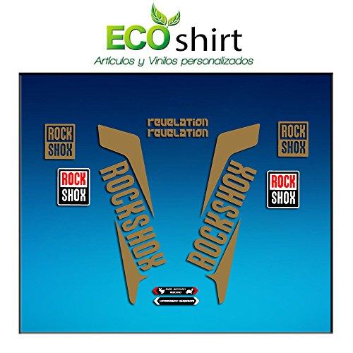 günstig Eco Shirt MY-9DRA-FPLK Aufkleber Gabel Gabel Rockshox Revelation 2016 Am38 Aufkleber Aufkleber… Vergleich im Deutschland