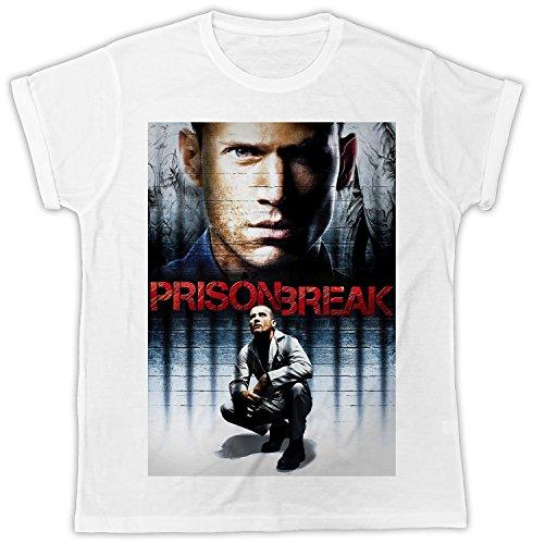 Uk print king Prison Break Movie Poster Cooler Spruch, Slogan, lustiges Design, Geschenkidee
