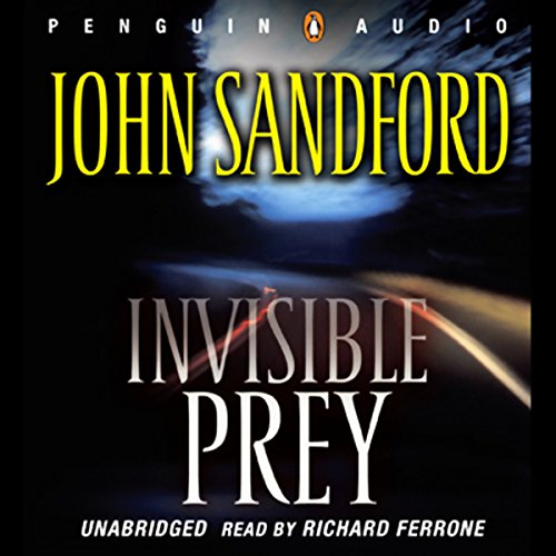 Invisible Prey cover art
