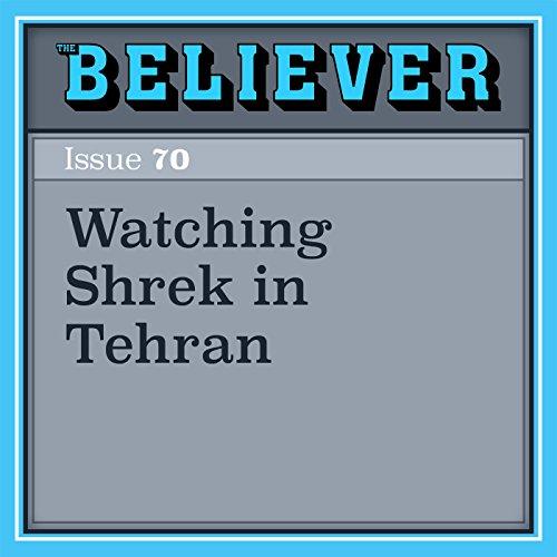 Watching Shrek in Tehran audiobook cover art