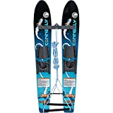CWB Connelly Cadet Kids Combo 45 Inch Water Sports Skis Trainers with Safe Rope