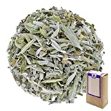 Núm. 1389: Té de hierbas orgánico 'Salvia' - hojas sueltas ecológico - 100 g - GAIWAN® GERMANY - salvia de la agricultura ecológica en Bosnia