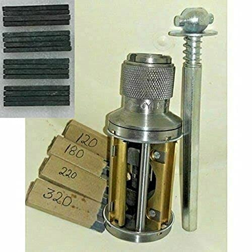 Cylinder Engine Hone KIT- 50mm to + 75mm Grit Machine Honing Ranking TOP15 Max 79% OFF 32