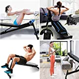 Zoom IMG-1 fitness benches yx panca per