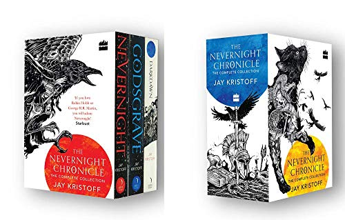 The Nevernight Chronicles: The Complete Collection: Nevernight, Godsgrave & Darkdawn