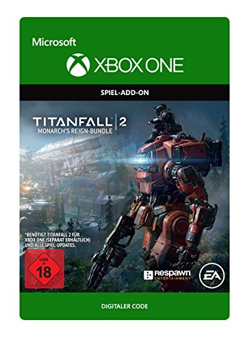 Titanfall 2: Monarch's Reign Bundle DLC | Xbox One - Download Code