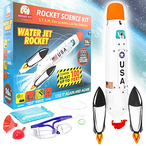 BLOONSY Water Rocket Kit   Water Rockets for Kids   Toy Rocket...