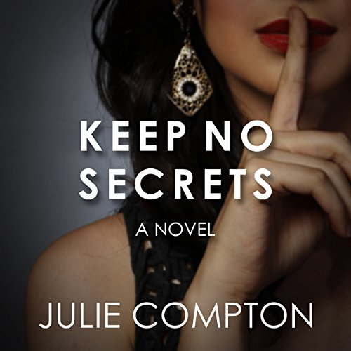 Keep No Secrets audiobook cover art