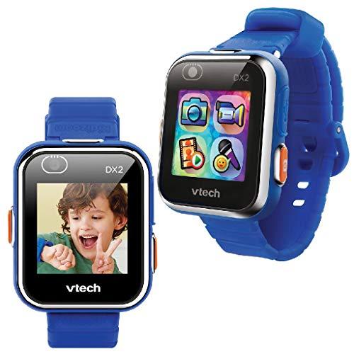 VTech - Kidizoom Smartwatch DX2 - Blauw - Plastic - Voor Jongens en Meisjes - Van 5 tot 13 jaar - Nederlands Gesproken