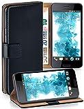 moex Premium Handytasche kompatibel mit HTC One A9s -