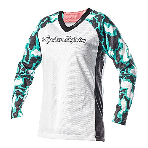 Troy Lee Designs Skyline Maillot pour femme Turquoise, taille M