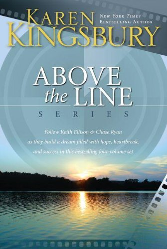 The Above the Line Collection: The Baxters Take One / The Baxters Take Two / The Baxters Take Three / The Baxters Take Four - Book  of the Above the Line