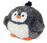 COZY NOXXIEZ Kuschelige Plüsch Kinder Handwärmer - Kuscheltier, Stofftier, Kopfkissen als Flauschiges Wärmekissen Plüschtier für Bett, Auto und Zuhause (Penguin)
