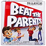 Spin Master Games Beat The Parents, Family Board Game of Kids Vs....