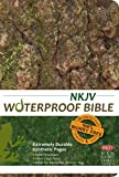 Waterproof Bible - NKJV - Camouflage