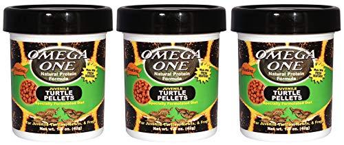 Omega Turtle Food
