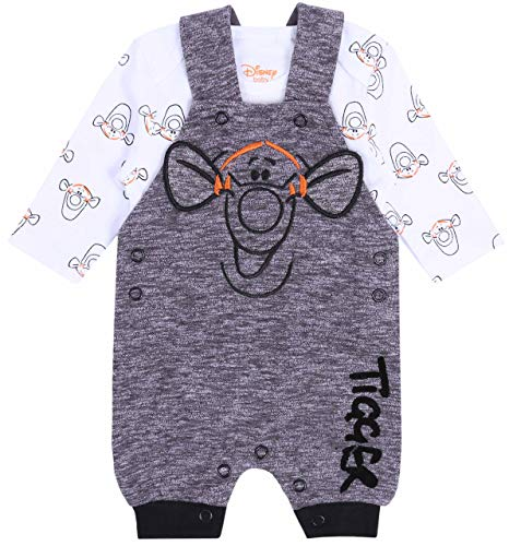 Body + Latzhose Tigger Disney 3-6 Monate