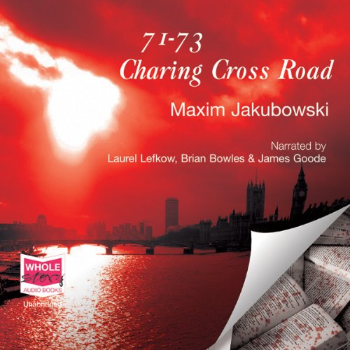 71-73 Charing Cross Road audiobook cover art