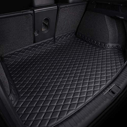 Car Boot Mats Car Boot Protector kofferbak Passepartout for Compatibel met Audi A6 Car Boot Mat Liner Boot Liner Car Waterproof Dust-proof Anti-scratch Pad Car Protection Pad (Kleur: Bruin) XIUYU