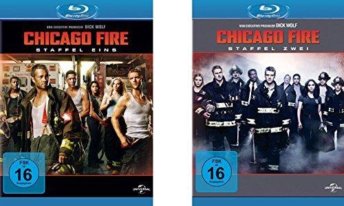 Chicago Fire - Staffel 1+2 [Blu-ray]