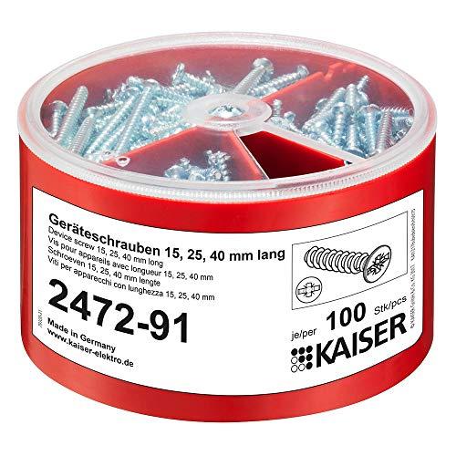Kaiser Geräteschrauben-Box 2472-91