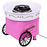 Nrpfell Cotton Candy Machine Countertop Cotton Candy Maker for Kids Perfect for Family Party Halloween...