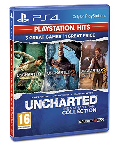 Uncharted: The Nathan Drake Collection PS4 [
