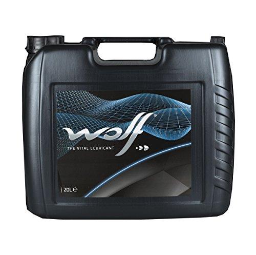 Wolf - Bidon 20 litres d'huile pour Engrenages industriels EP Gear Oil ISO 220-8307874
