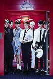 Bangtan Boys BTS Dope Wand-Dekor-Poster 40,6 x 65,1 cm