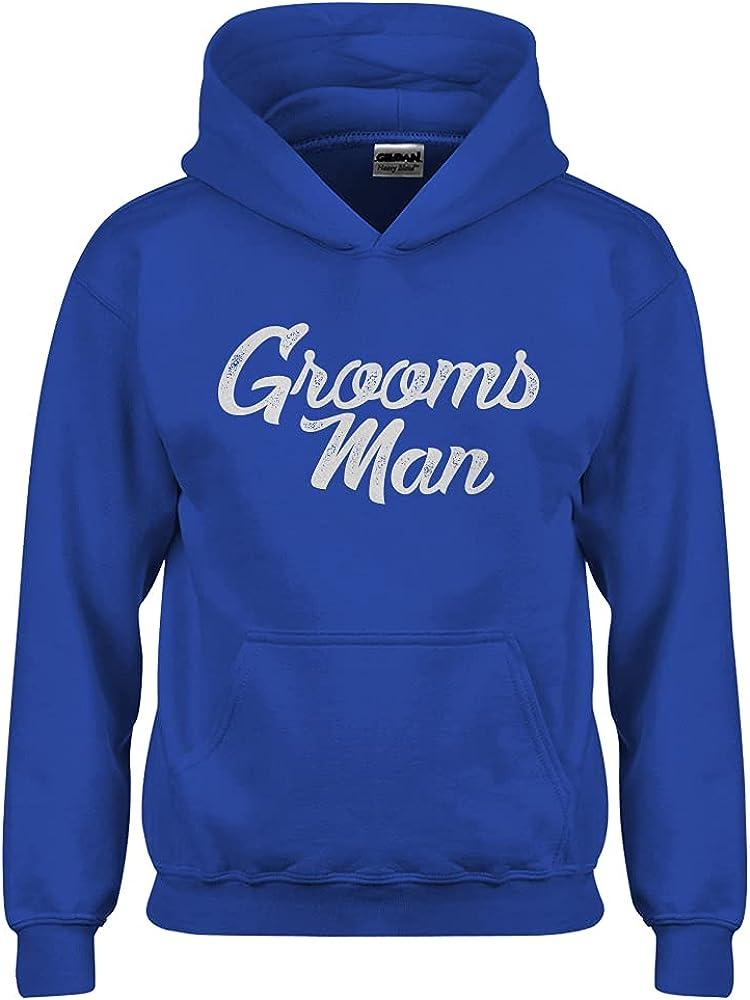 Groomsman Youth Unisex Hoodie