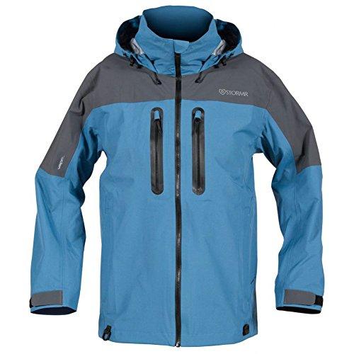 STORMR Aero - Pantalones de media caña o babero - Viento, impermeable y transpirable, el sistema más avanzado de Raingear disponible, XL ⭐