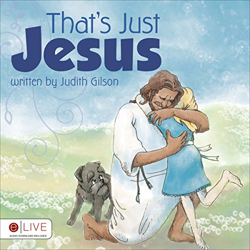 That's Just Jesus audiobook cover art