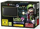 Console Nintendo 3Ds XL - argenté & noir + Luigi's Mansion 2 [Importación Francesa]