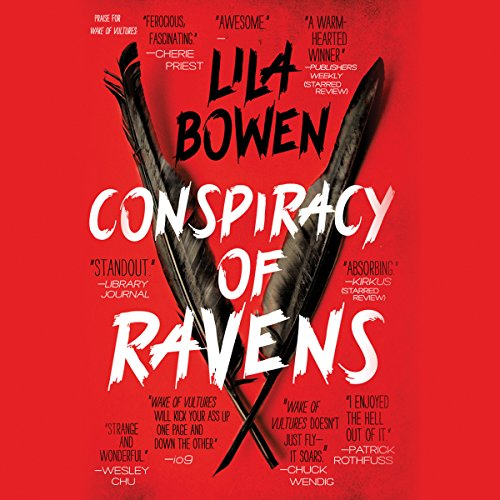 Conspiracy of Ravens cover art
