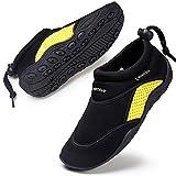 HKR Escarpines de agua para niños, zapatos descalzos y para la playa, para...
