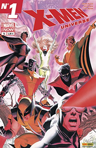 X-men universe 2013 : All-new Marvel now !