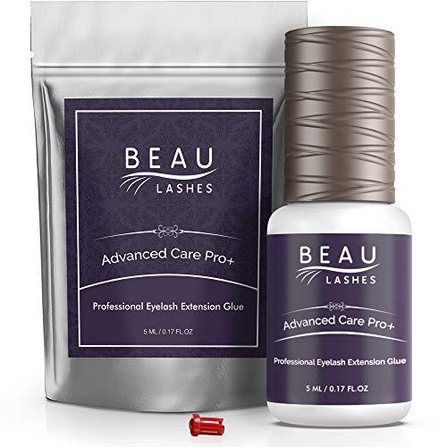 BEAU LASHE Extra Strong Black Bonding Adhesive