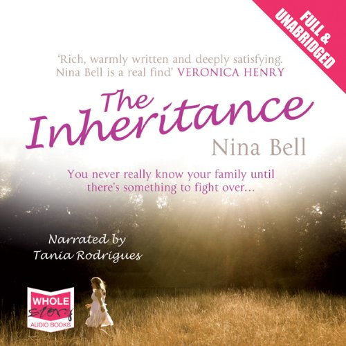 The Inheritance audiobook cover art
